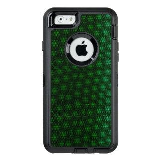 Coque OtterBox iPhone 6/6s Arrière - plan vert abstrait