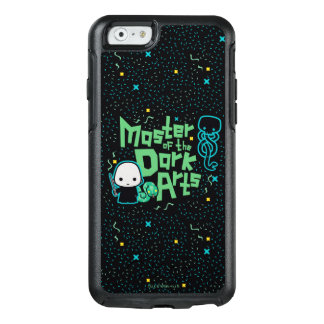 Coque OtterBox iPhone 6/6s Bande dessinée Voldemort - maître des arts foncés