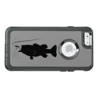 Coque OtterBox iPhone 6/6s Basse de large ouverture en silhouette