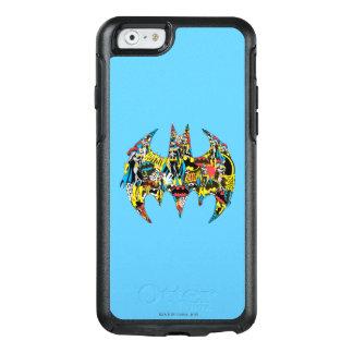 Coque OtterBox iPhone 6/6s Batgirl - meurtrier