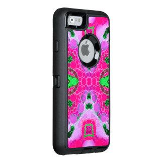 Coque OtterBox iPhone 6/6s Bel abrégé sur roses indien
