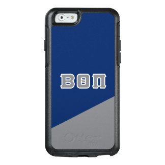 Coque OtterBox iPhone 6/6s Bêtas lettres de Grec du thêta pi |