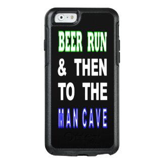 Coque OtterBox iPhone 6/6s Bière courue et puis à la caverne d'homme