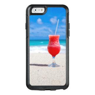 Coque OtterBox iPhone 6/6s Boisson de cocktail sur la plage tropicale