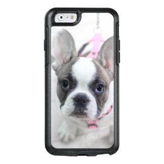 Coque OtterBox iPhone 6/6s Bouledogue français impertinent