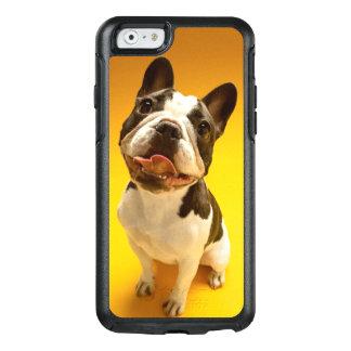 Coque OtterBox iPhone 6/6s Bouledogue français recherchant