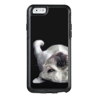 Coque OtterBox iPhone 6/6s Bouledogue français se reposant sur le sien de