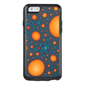 Coque OtterBox iPhone 6/6s Bulles oranges