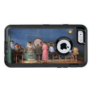 Coque OtterBox iPhone 6/6s Café - demi de point 1938 de manière