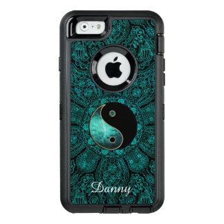 Coque OtterBox iPhone 6/6s Caisse turquoise personnalisée d'Otterbox de