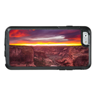 Coque OtterBox iPhone 6/6s Canyon de Chelly, coucher du soleil, Arizona