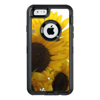 Coque OtterBox iPhone 6/6s Cas de l'iPhone 6/6s d'Otterbox de tournesols