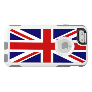 Coque OtterBox iPhone 6/6s Cas d'Otterbox Iphone 6/6s de drapeau d'Union Jack