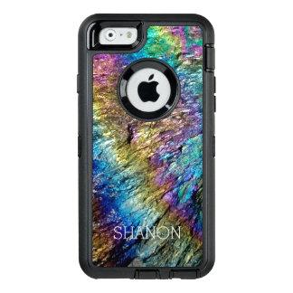 Coque OtterBox iPhone 6/6s Cas minéral rare fait sur commande d'Otterbox de