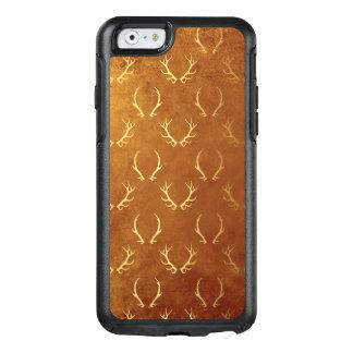 Coque OtterBox iPhone 6/6s Chasse de nature d'animaux de Brown de mâle