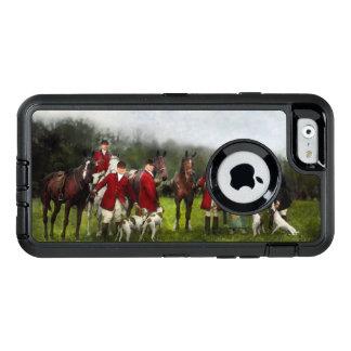 Coque OtterBox iPhone 6/6s Chasseur - la chasse à renard - Contrôle-ho 1924