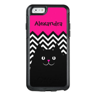 Coque OtterBox iPhone 6/6s Chat de Chevron Kitty