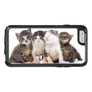 Coque OtterBox iPhone 6/6s Chat japonais