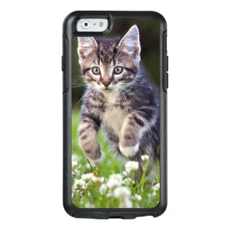 Coque OtterBox iPhone 6/6s Chaton fonctionnant par le trèfle