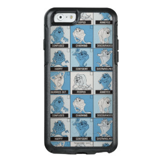 Coque OtterBox iPhone 6/6s Checkbox d'émotion de TAZ™