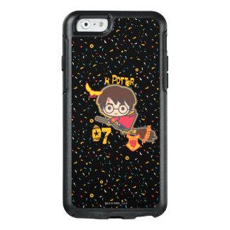 Coque OtterBox iPhone 6/6s Chercheur de Harry Potter Quidditch de bande