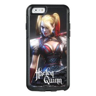 Coque OtterBox iPhone 6/6s Chevalier de Batman Arkham | Harley Quinn avec la