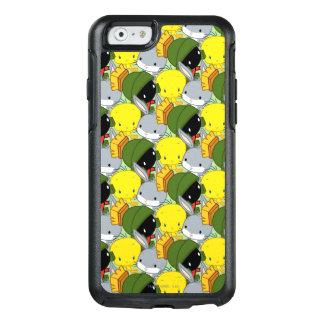 Coque OtterBox iPhone 6/6s Chibi MARVIN le ™ de MARTIAN™, de TWEETY™, et de