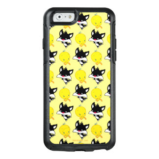 Coque OtterBox iPhone 6/6s Chibi SYLVESTER™ chassant TWEETY™