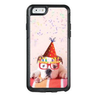Coque OtterBox iPhone 6/6s Chien d'anniversaire
