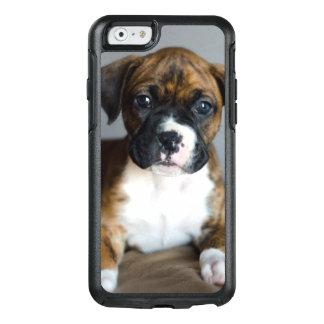 Coque OtterBox iPhone 6/6s Chiot Brindle de boxeur