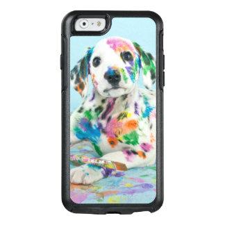 Coque OtterBox iPhone 6/6s Chiot dalmatien