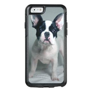 Coque OtterBox iPhone 6/6s Chiot de bouledogue français à l'attention