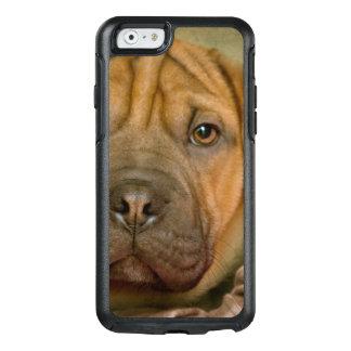 Coque OtterBox iPhone 6/6s Chiot de Sharpei-Beagle
