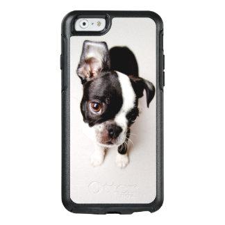 Coque OtterBox iPhone 6/6s Chiot d'Edison Boston Terrier