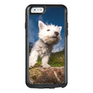 Coque OtterBox iPhone 6/6s Chiot des montagnes occidental de Terrier