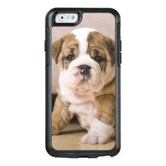 Coque OtterBox iPhone 6/6s Chiots anglais de bouledogue