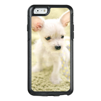 Coque OtterBox iPhone 6/6s Chiwawa et chiot maltais