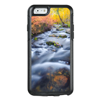 Coque OtterBox iPhone 6/6s Chute le long de crique de Lundy, la Californie