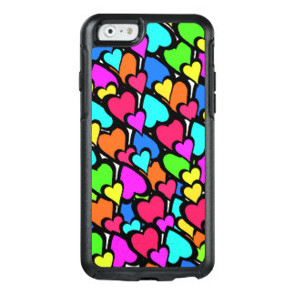Coque OtterBox iPhone 6/6s Coeurs 2011