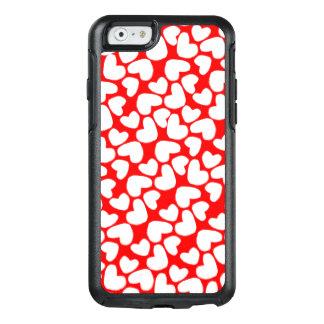 Coque OtterBox iPhone 6/6s Coeurs tirés 2014