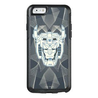 Coque OtterBox iPhone 6/6s Contour bleu de Voltron | Voltron et blanc
