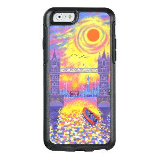 Coque OtterBox iPhone 6/6s Coucher du soleil : Piscine de Londres 2013