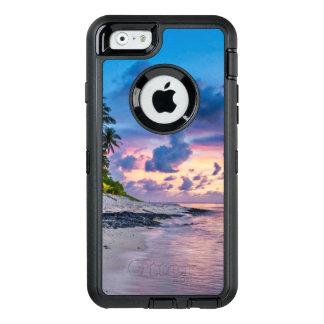 Coque OtterBox iPhone 6/6s Coucher du soleil tropical de plage