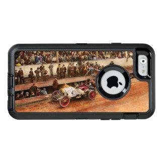 Coque OtterBox iPhone 6/6s Course de voiture - emballant pour obtenir le gaz