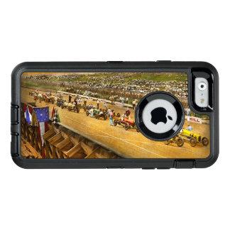 Coque OtterBox iPhone 6/6s Course de voiture - la vie dans la ruelle rapide