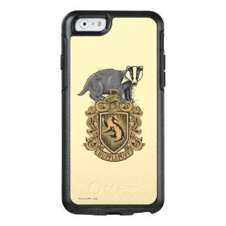 Coque OtterBox iPhone 6/6s Crête de Harry Potter   Hufflepuff avec le