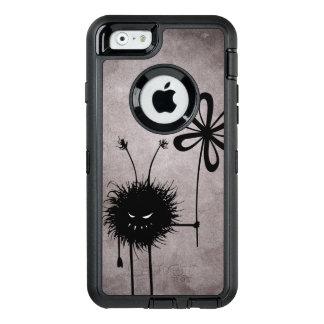 Coque OtterBox iPhone 6/6s Cru mauvais d'insecte de fleur gothique