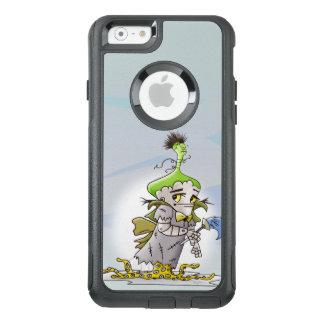 Coque OtterBox iPhone 6/6s CS ÉTRANGER de l'iPhone 6/6s d'Apple de BEURRE de
