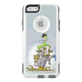 Coque OtterBox iPhone 6/6s CS ÉTRANGER W de l'iPhone 6/6s d'Apple de BEURRE