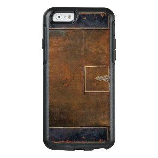 Coque OtterBox iPhone 6/6s Cuir dur de couvertures rustiques vieux